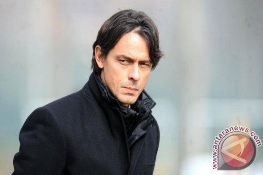 Filippo Inzaghi resmi latih klub Serie A Bologna