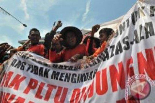 Januari, Pembebasan Lahan PLTU Beres