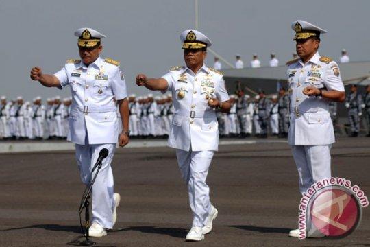 Sertijab Jabatan Strategis TNI AL