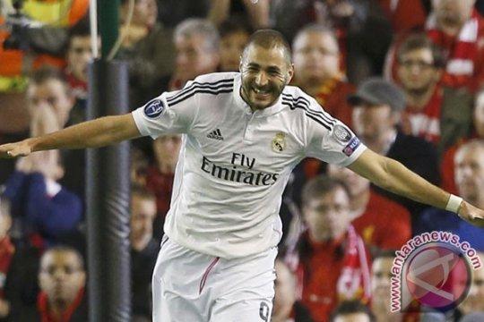 Real Madrid ke final Liga Champions