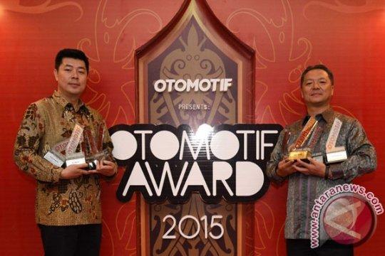 Penghargaan Mobil Honda