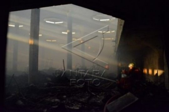 Dalami Kebakaran Pasar Johar, Polisi Periksa Dua Saksi