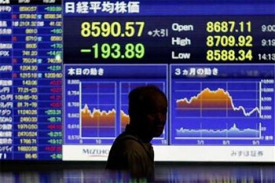 Nikkei Rabu pagi tergelincir dari tertinggi 3 dekade