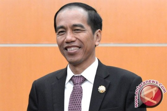 President Jokowi Attends Iftar Dinner Held by Aburizal Bakrie