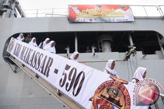 Bela Negara Di Kapal Perang
