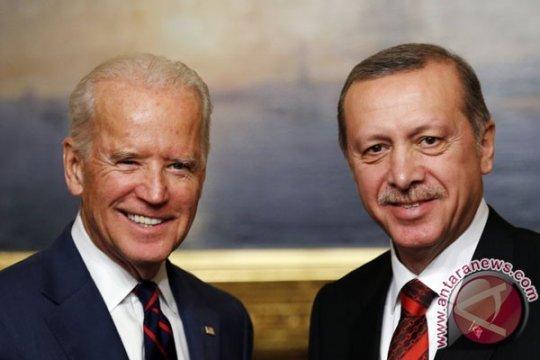 Erdogan dan Biden Silang Pendapat Soal Fethullah Gulen