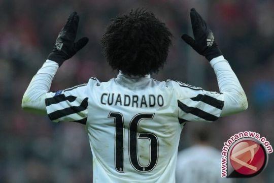 10 Pemain Juventus Tundukkan Lyon 1-0