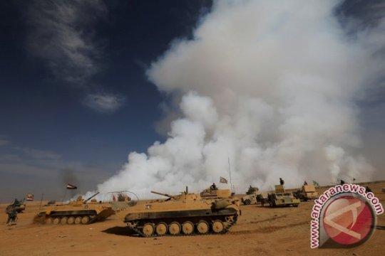 Militer Irak: gerilyawan ISIS tewas dalam serangan koalisi