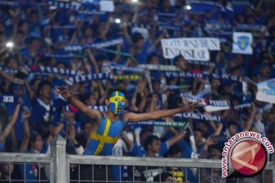 Persib Tahan Imbang PSM 2-2 di Makassar