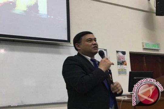 Mahasiswa USIM Antusias Ikuti Ceramah Kebebasan Pers Indonesia