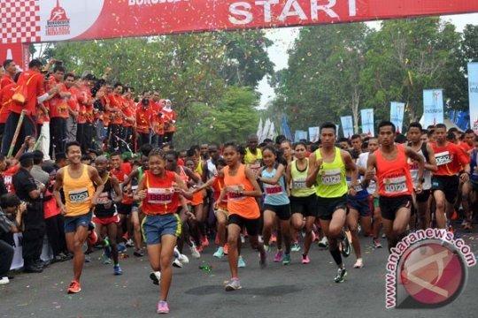 20.000 Atlet Ikuti Bank Jateng Borobudur Marathon