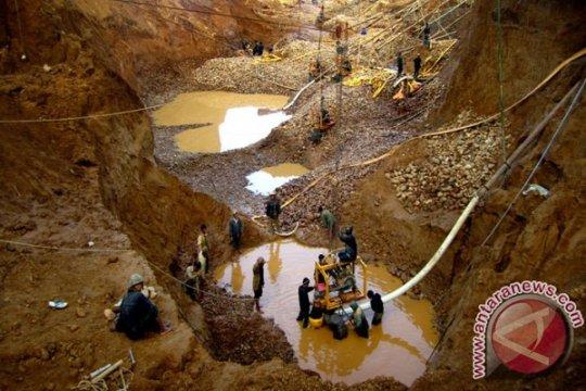 Tambang Tercemar Merkuri Rugikan Perekonomian Rp12 Miliar/Tahun