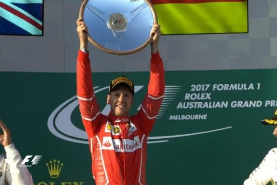 Sebastian Vettel Berisiko Dijatuhi Sanksi Lebih Berat Terkait Insiden Baku