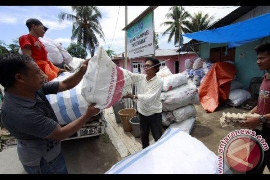 Mitra Binaan Pertamina Hulu Kelola Bank Sampah