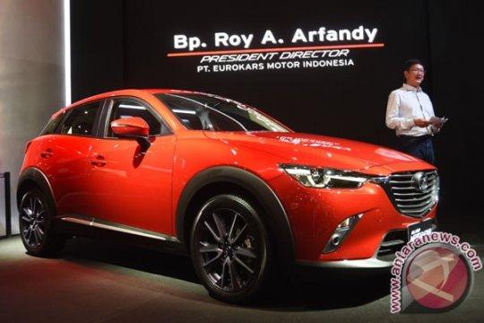 Penyerahan Pertama Mazda CX-3