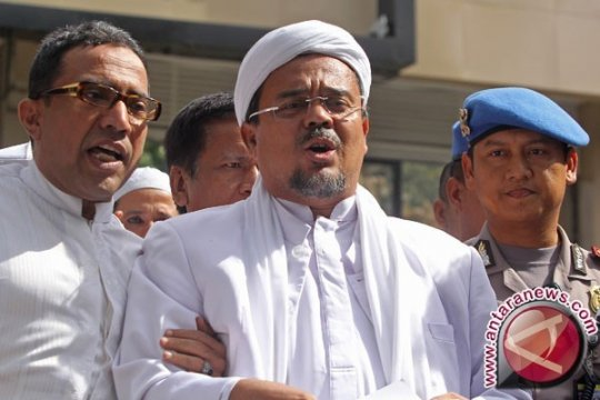 MUI: hormati SP3 Habib Rizieq Shihab