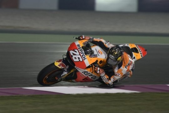 Pedrosa Raih Posisi Terdepan MotoGP Catalunya