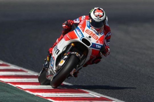 Lorenzo Merasa Kian Kompak dengan Ducati