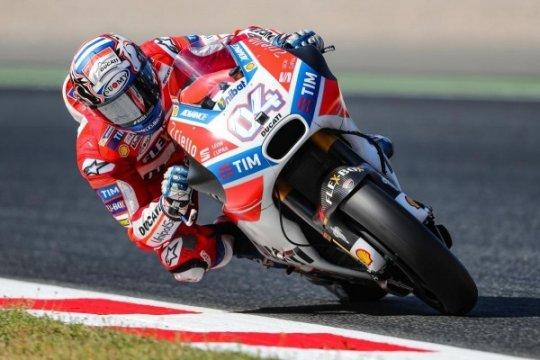 Andrea Dovizioso Juara MotoGP Catalunya
