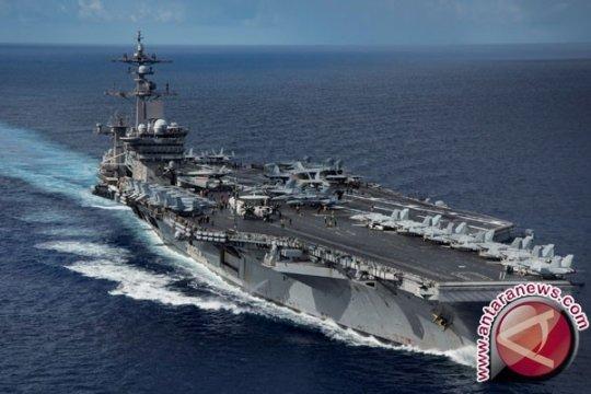 Kapal AS Tiba di Qatar Untuk Latihan Gabungan