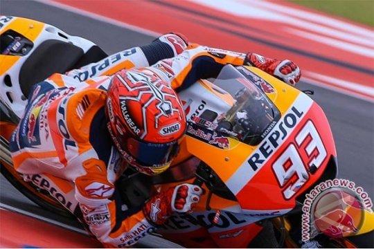 Marc Marquez Unggul di Sesi Kualifikasi MotoGP Jerman