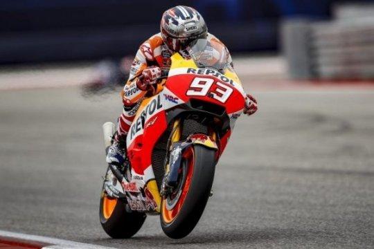 Marquez Puas dengan Performanya Saat Raih Juara MotoGP Jerman