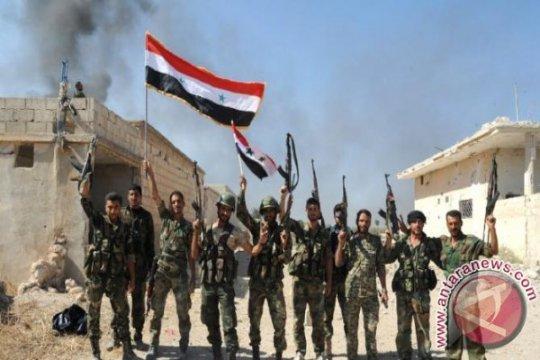 AS-Rusia-Yordania Sepakati Gencatan Senjata Parsial di Suriah