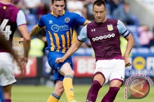 John Terry Jabat Kapten Baru Aston Villa