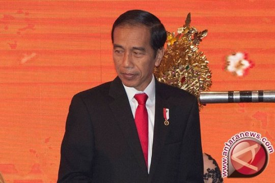 Bagikan KIP di Langkat, Jokowi Pesan Ini Kepada Anak Indonesia