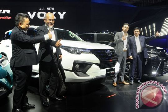 Line-Up Terbaru Toyota