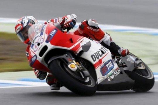 Dovizioso Juara MotoGP Silverstone, Marc Marquez Gagal Finish