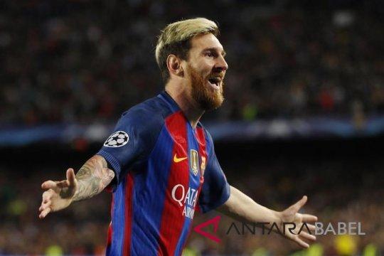 Ernesto Valverde: Lionel Messi memang spektakuler