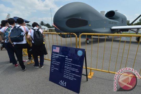 Indonesia-AS kerja sama teknologi pesawat nirawak