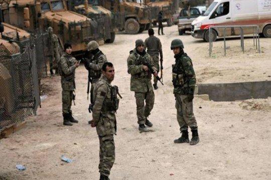 10.000 gerilyawan Suriah bertempur di Libya