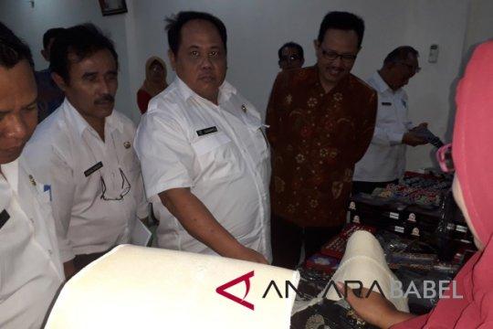 Bangka Tengah pasarkan kulit pari ke Yogyakarta