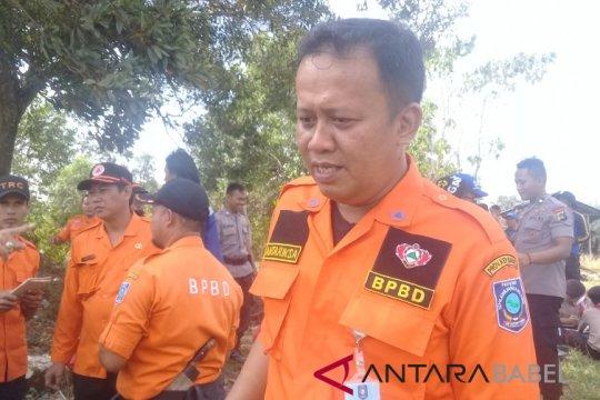 BPBD siagakan relawan antisipasi kebakaran hutan di Kabupaten Bangka