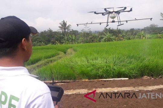 Hokkaido uji coba antarkan koran pakai drone