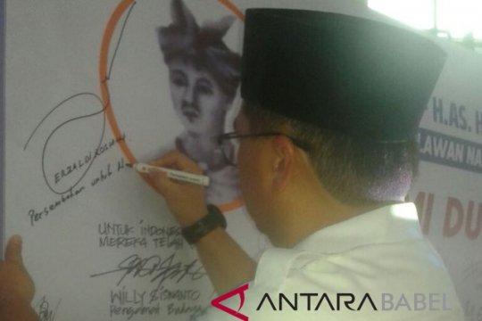 IKT: Depati Amir Pahlawan Nasional
