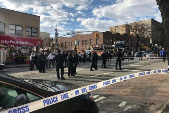 Penembakan warga kulit hitam kembali terjadi di AS, picu protes