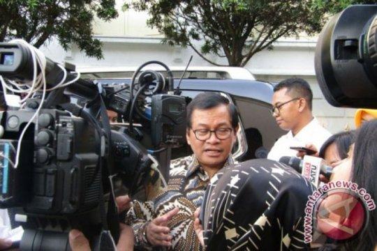 Pramono Anung: Presiden Jokowi tambah empat staf khusus