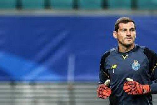 Iker Casillas ingatkan Liverpool untuk hormati Porto