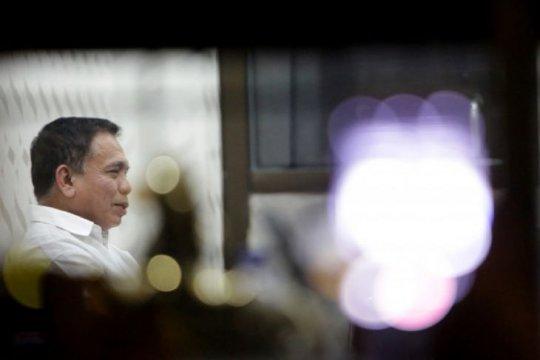 Gubernur Aceh diboyong KPK ke Polda