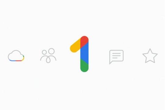 Google resmi luncurkan layanan komputasi awan Google One