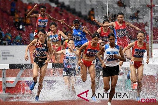 Hari ke-10 Asian Games,  atletik perebutkan tujuh medali emas