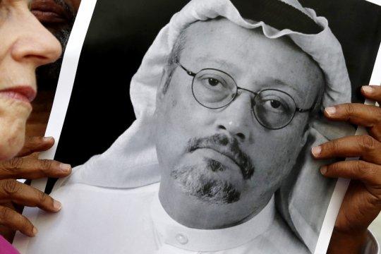 Intelijen AS: Penguasa Saudi setujui operasi pembunuhan wartawan Khashoggi