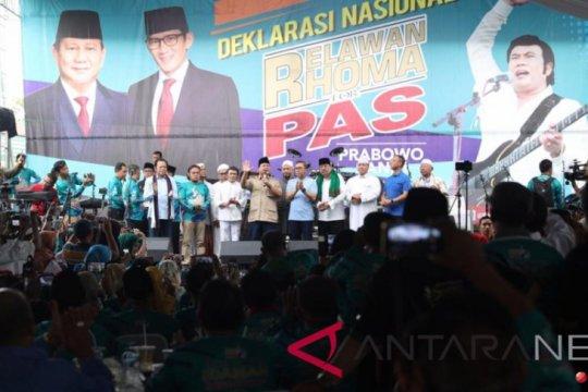 Prabowo ajak masyarakat wujudkan swasembada pangan, air, energi