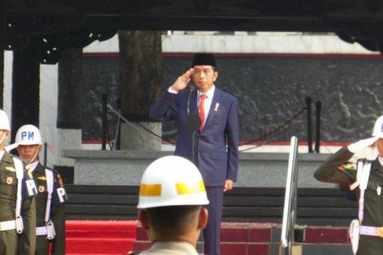 Presiden hadiri upacara Hari Kesaktian Pancasila