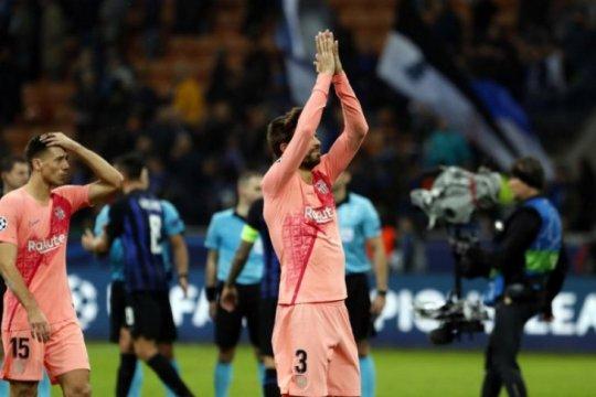 Hasil dan klasemen Grup B, Barcelona pastikan lolos ke fase gugur