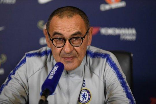 Maurizio Sarri khawatirkan Jorginho jika Fabregas hengkang dari Chelsea