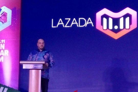 Tim Alibaba bantu Lazada Indonesia cegah risiko keamanan belanja online 11.11